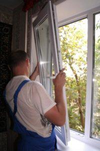 Замена створок пластиковых окон в Перми
