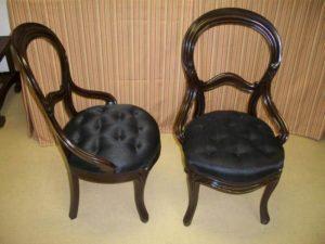 Реставрация стульев в Перми