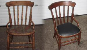 Перетяжка стульев на дому недорого в Перми