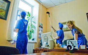 Уборка помещений в Перми