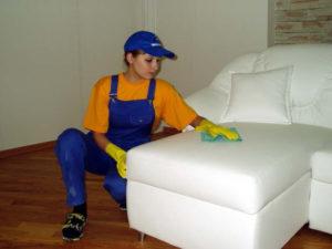 Чистка мебели на дому в Перми