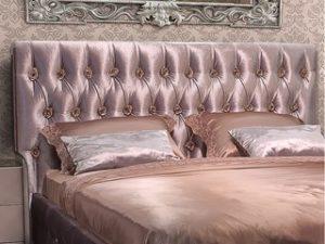 Перетяжка изголовья кровати в Перми